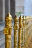 Внутренний взгляд виска священной реликвии зуба Стоковое Фото
