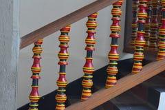 Внутренний взгляд виска священной реликвии зуба Стоковое фото RF