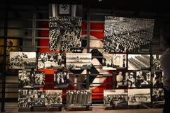 Внутренний взгляд музея холокоста мемориального, в DC Вашингтона, США Стоковые Фотографии RF