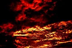 внутренний вулкан Стоковое фото RF