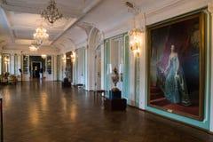 Внутренний дворец Kadriorg стоковые изображения rf