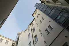 Внутренний двор Стоковое Фото
