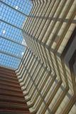 Внутренний дизайн здания Стоковое Изображение RF