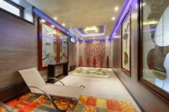 внутренний курорт салона Стоковое Изображение