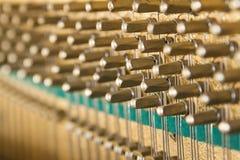 внутренний рояль стоковое изображение