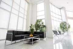 внутренний самомоднейший офис Стоковая Фотография