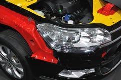 внутренний седан машинного оборудования Стоковые Изображения RF