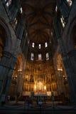 Внутренний собор Стоковое Изображение