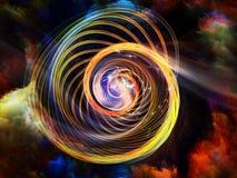 Внутренний состав движения Стоковое Фото