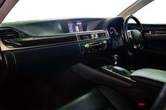 Внутренность автомобиля 7 стоковое изображение rf