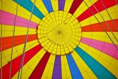 внутренность воздушного шара горячая Стоковое Изображение
