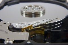 внутренность диска трудная Стоковые Фотографии RF
