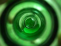Внутренняя бутылка Стоковое Изображение
