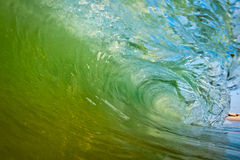 внутренняя волна Стоковые Фото