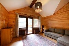 Внутренняя живущая комната Стоковые Фотографии RF