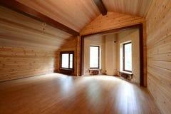 Внутренняя живущая комната Стоковая Фотография