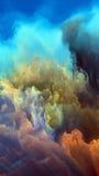 Внутренняя жизнь атмосферы чужеземца Стоковая Фотография RF