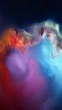 Внутренняя жизнь атмосферы чужеземца Стоковое Изображение