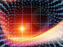 Внутренняя жизнь геометрии Стоковое фото RF