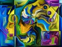 Внутренняя жизнь разделения Стоковое Фото