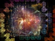 Внутренняя жизнь сети Стоковая Фотография RF