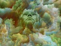 Внутренняя жизнь сновидения Стоковая Фотография RF