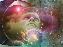 Внутренняя жизнь сновидения Стоковые Изображения RF
