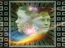 Внутренняя жизнь сновидения Стоковое Изображение