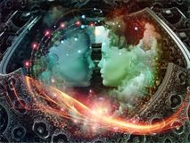 Внутренняя жизнь сновидения Стоковые Фотографии RF