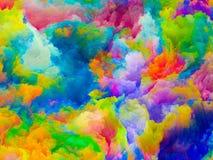 Внутренняя жизнь цветов Стоковое Фото