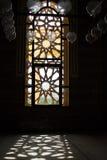 внутренняя мечеть стоковое изображение