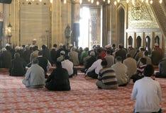 внутренняя мечеть стоковые изображения rf