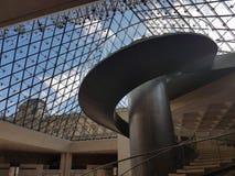 Внутренняя пирамида жалюзи стоковая фотография