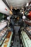 Внутренняя подводная лодка u 11. Стоковое Фото
