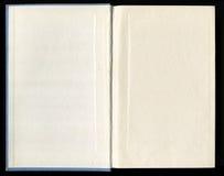 Внутренняя сторона обложки книги Стоковая Фотография RF