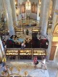 Внутренняя церковь Стоковое Изображение