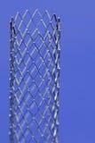 внутрисосудистое stent Стоковые Фото