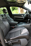 Внутри автомобиля Стоковая Фотография