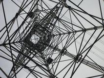 Внутри башни передачи Стоковое Изображение RF