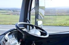 Внутри грузовик Стоковые Фото