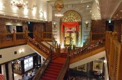 Внутри здания, музей игрушек Стоковая Фотография RF