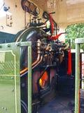Внутри кабины Стоковая Фотография RF