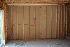 Внутри конструкции дома Стоковые Изображения RF