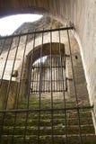 Внутри Колизея, Рим, Лацио, Италия Стоковые Фотографии RF