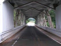Внутри моста Стоковое Фото