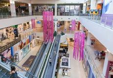 Внутри мола самары дома парка Стоковое Изображение