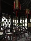 Внутри помещения всепокорного сада ` s администратора в городе ` s Сучжоу Китая Стоковая Фотография