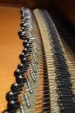 Внутри рояля Стоковые Фотографии RF