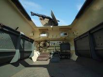 Внутри танка Стоковое фото RF