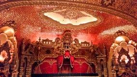 Внутри театра стоковые фотографии rf